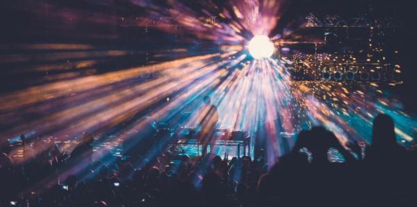 Jamie xx concert at Belvoir Amphitheatre on Saturday, January 2.  Picture: Matsu Photography